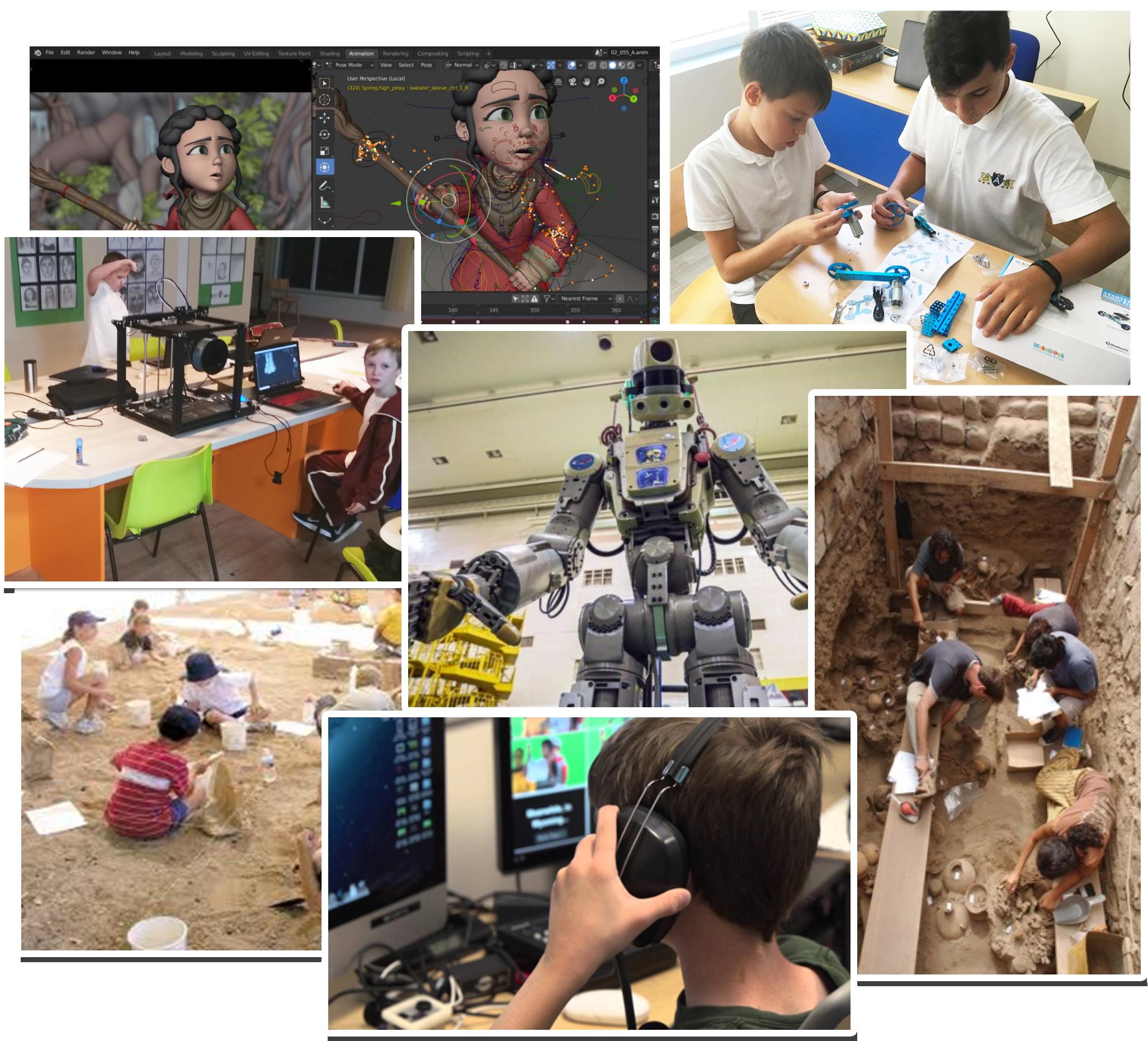 robotics-archeology
